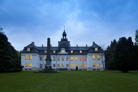Charlottenlund Castle is home to DTU Aqua