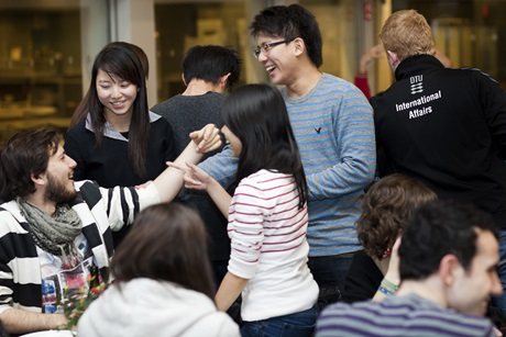 Introduction week for international students