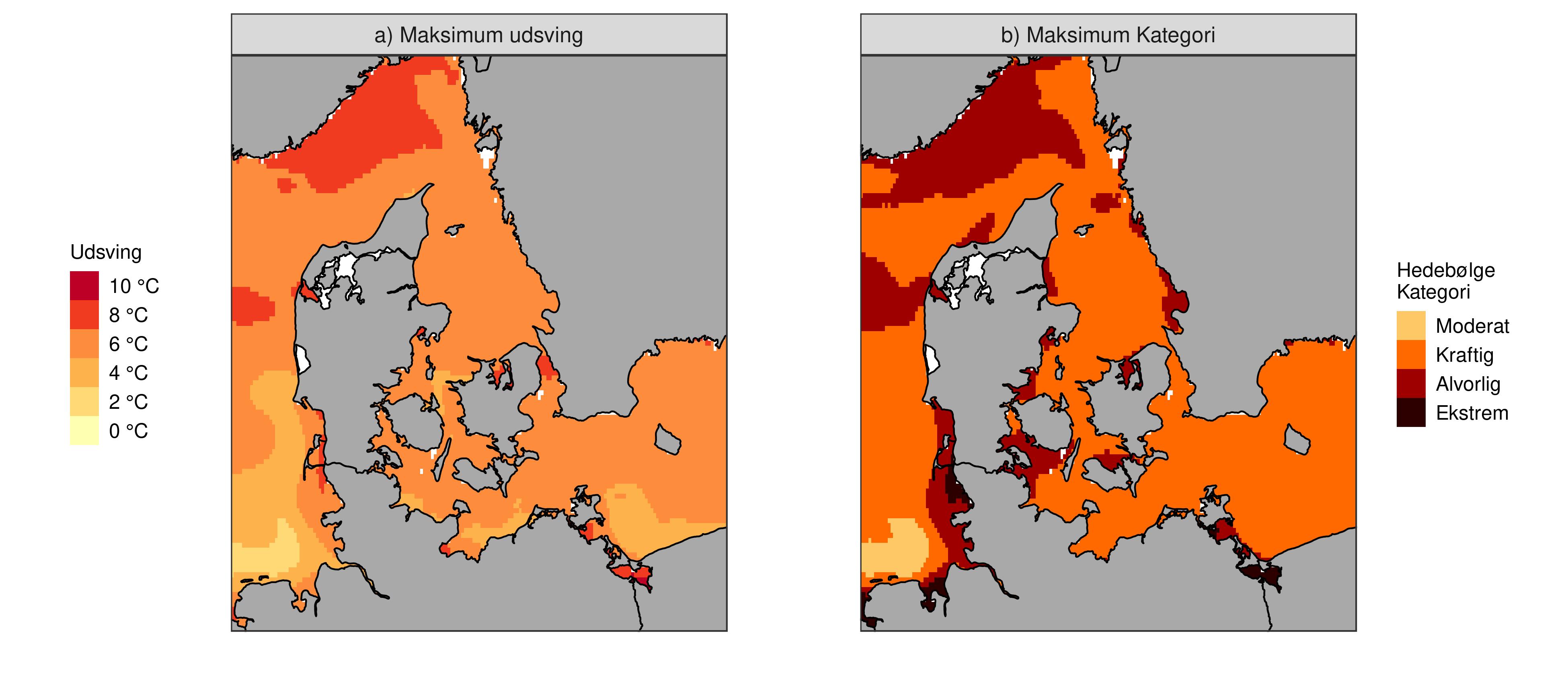 marine heat waves