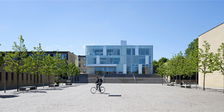 Building 324 on DTU Lyngby Campus. Photo: Stamers Kontor