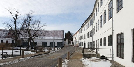 The museum of Brede Works is located in Denmark's largest protected industrial complex