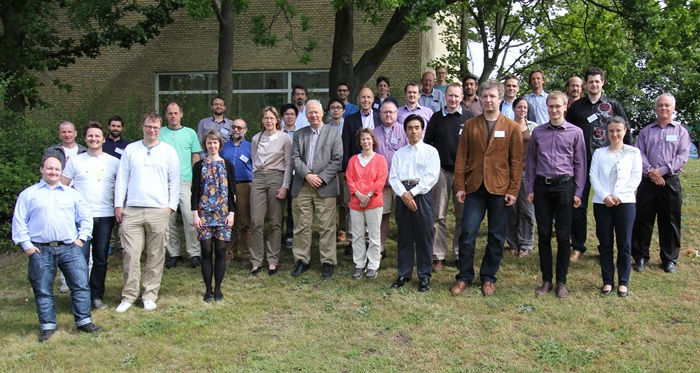 The participants of the DTU Energy Conversion workshop 26-27 June 2014