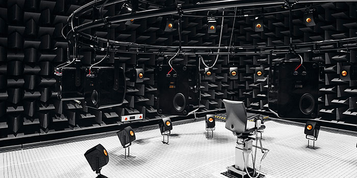 Audio Visual Immersion Lab (Photo: Stamers Kontor)