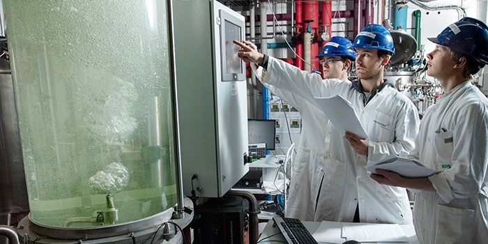 Chemical and Biochemical Engineering (KAIST) - DTU