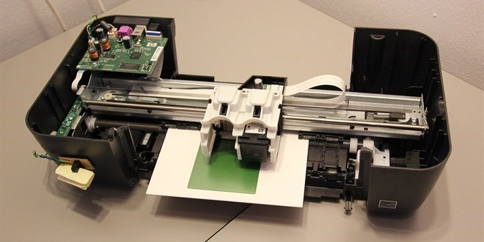 Modified Inkjet Printer